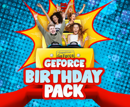 GeForce Bday Package